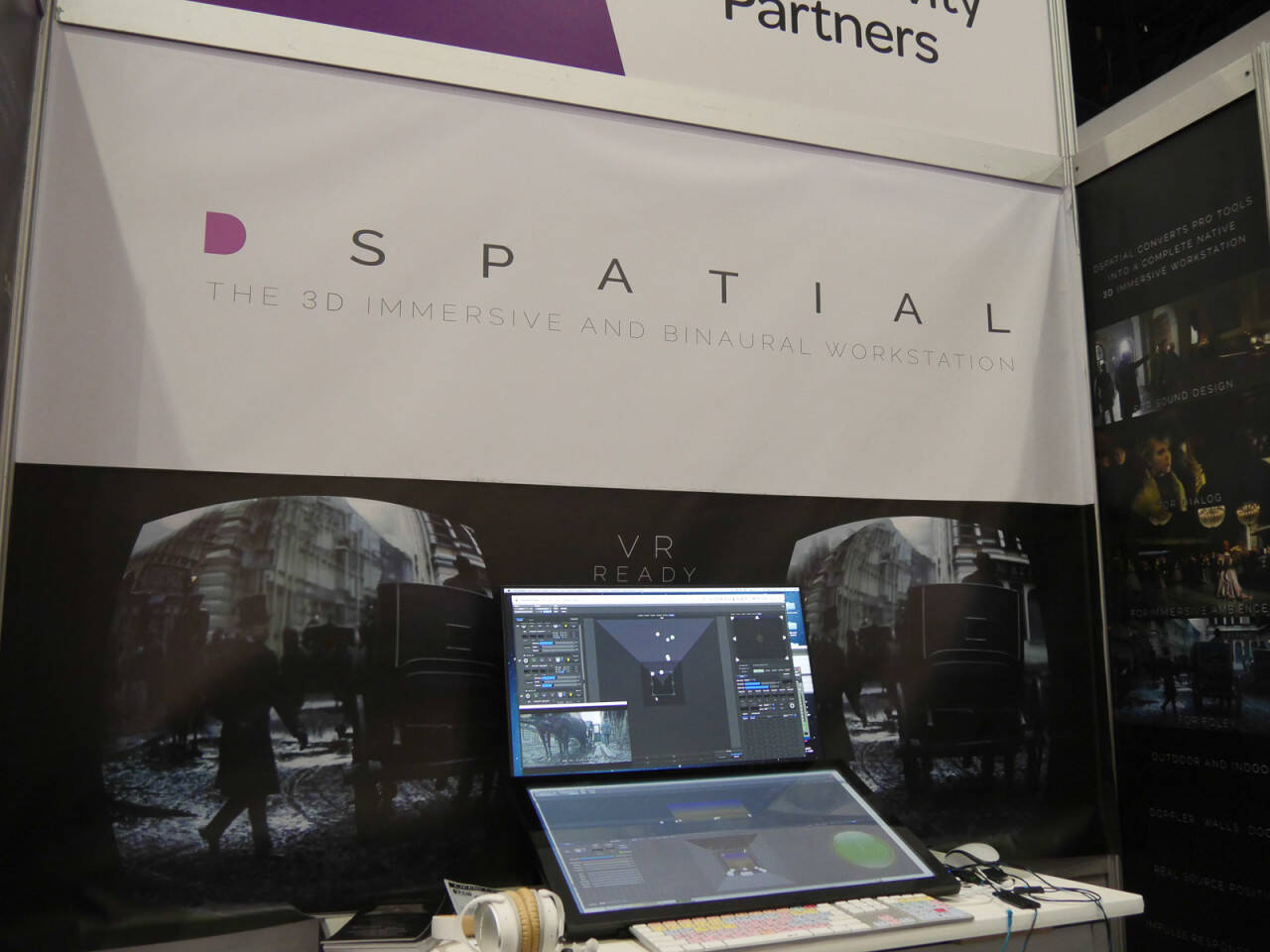 AES 2016 Rock oN Report D-SPATIAL