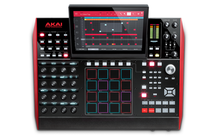 NAMM 2017 Rock oN Show Report AKAI Professional