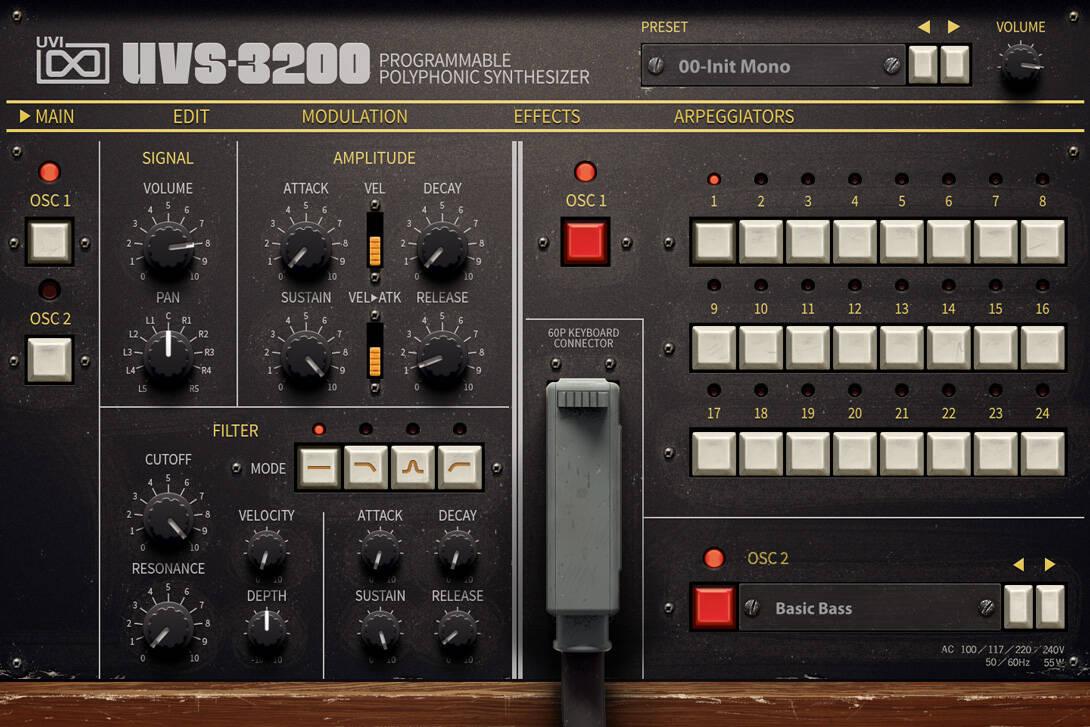 UVS-3200-GUI-1-Main
