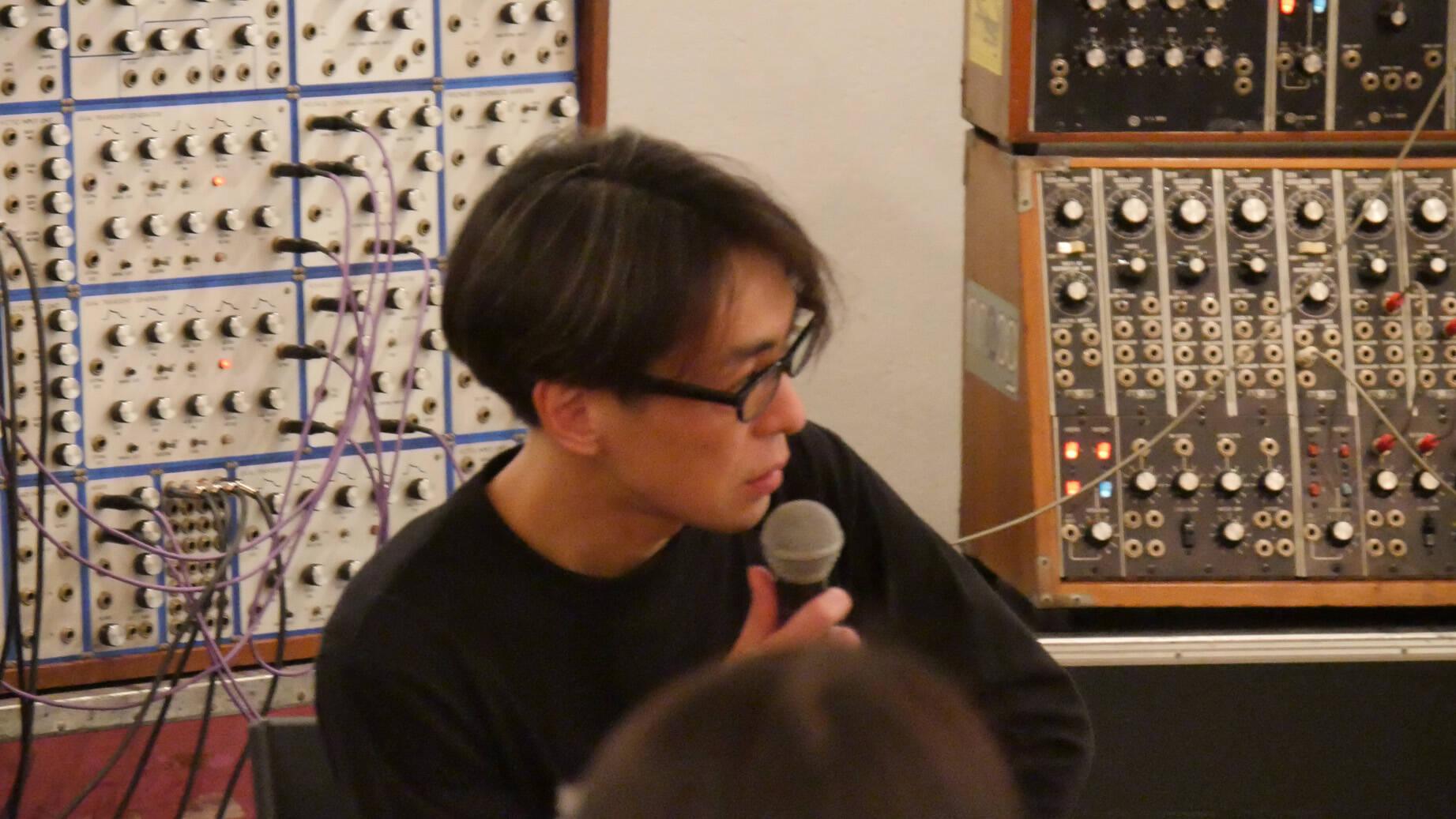 Rock oN LOGIC TALK SESSION 20170430