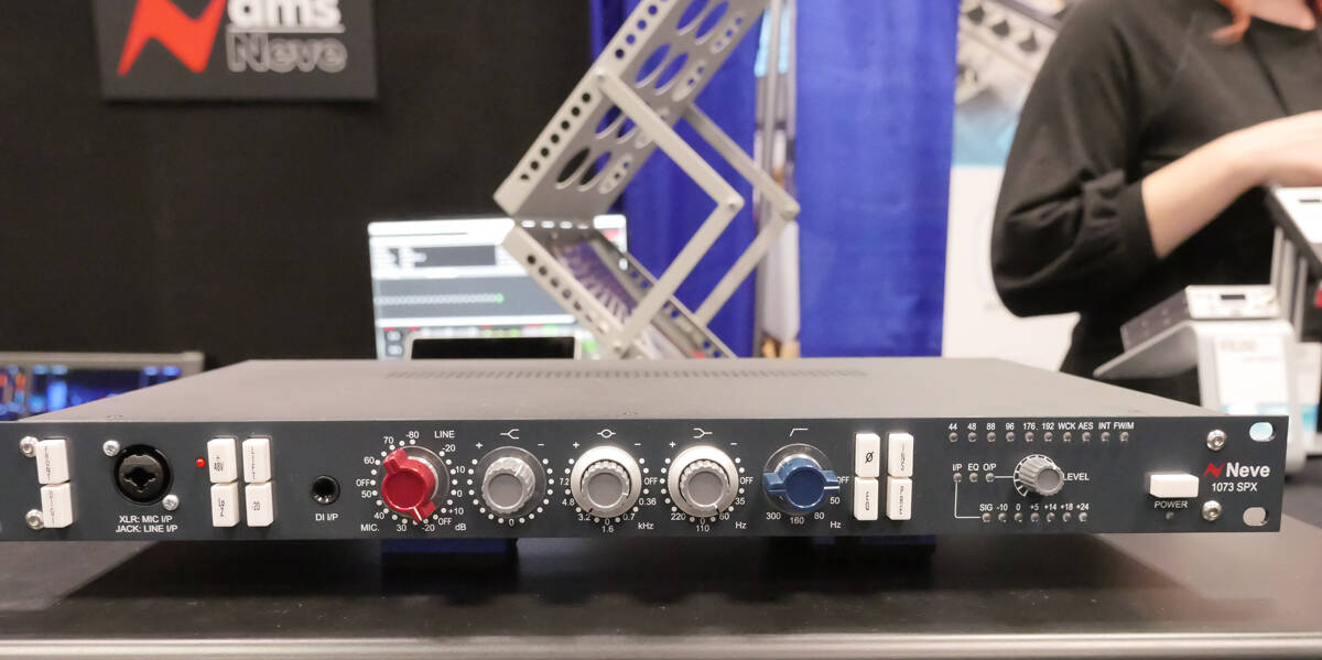 AES 2017 Outboard by Rock oN