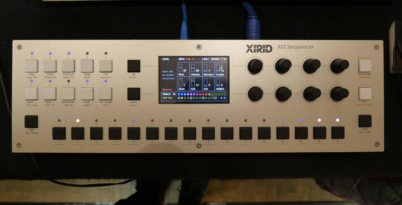 XIRIDの新製品登場