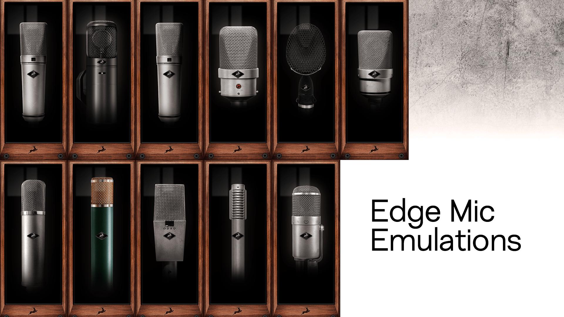 Edge Mic Emulations