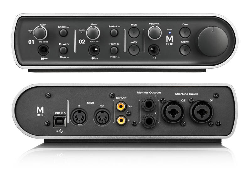 Avid Digidesign M-box 2 Pro Audio/midi Interfaces