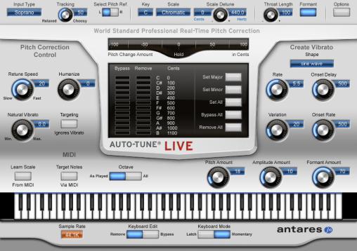 Auto-tune hardware