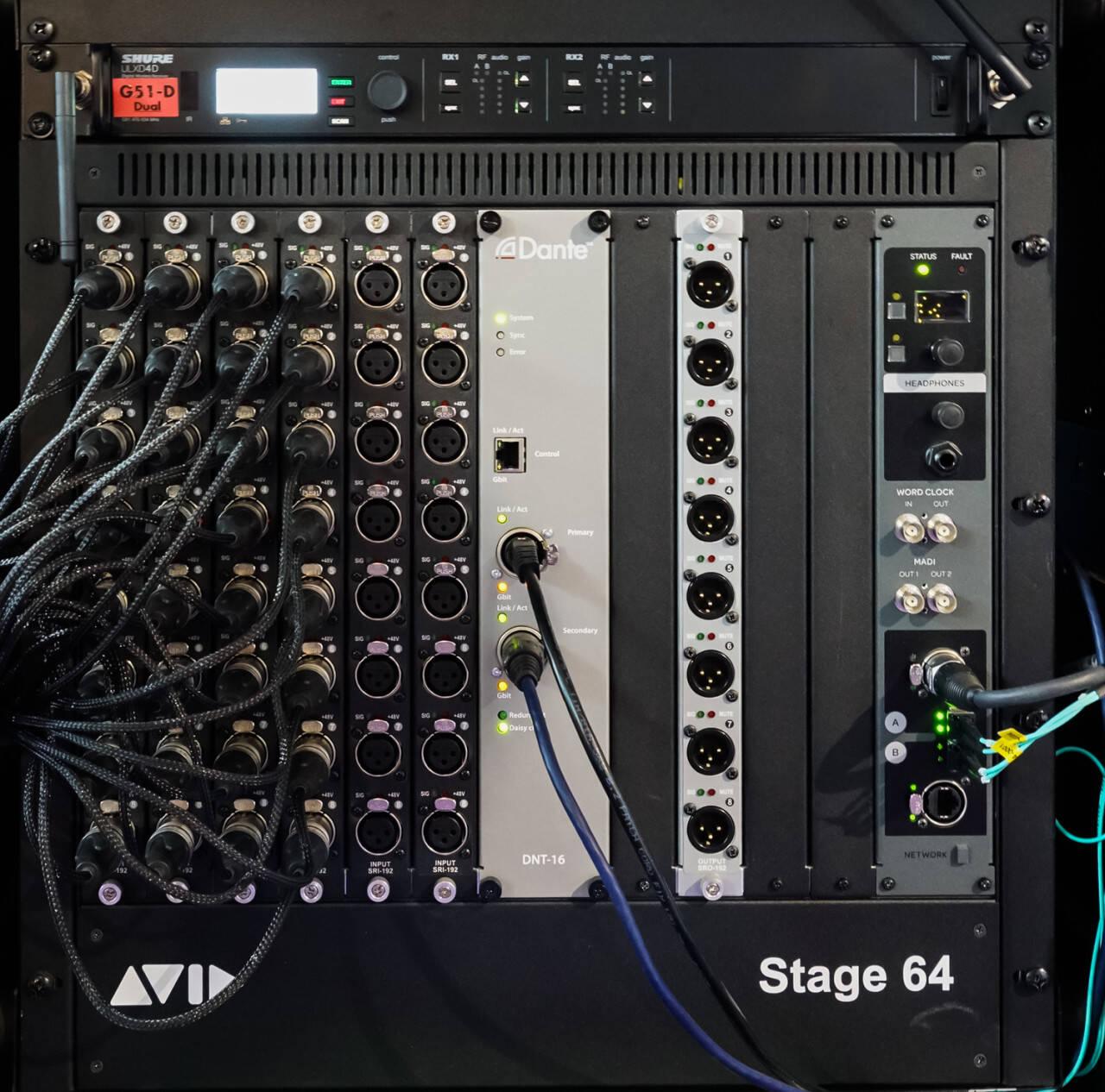 Prolight + Sound 2016 RockoN AVID
