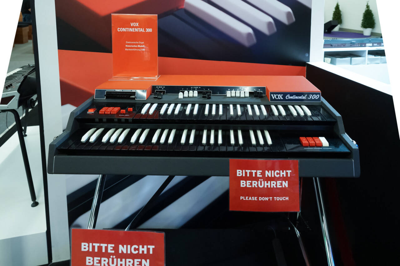 musikmesse 2016 Rock oN ショーレポート Vox
