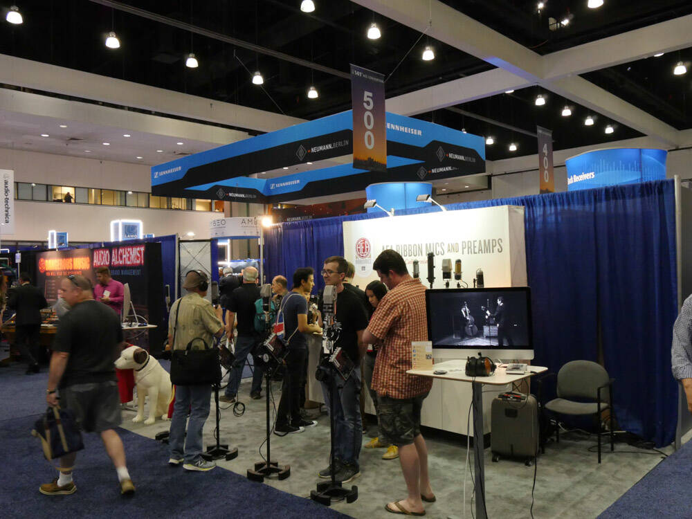 AES2016 Rock oN Show report AEA