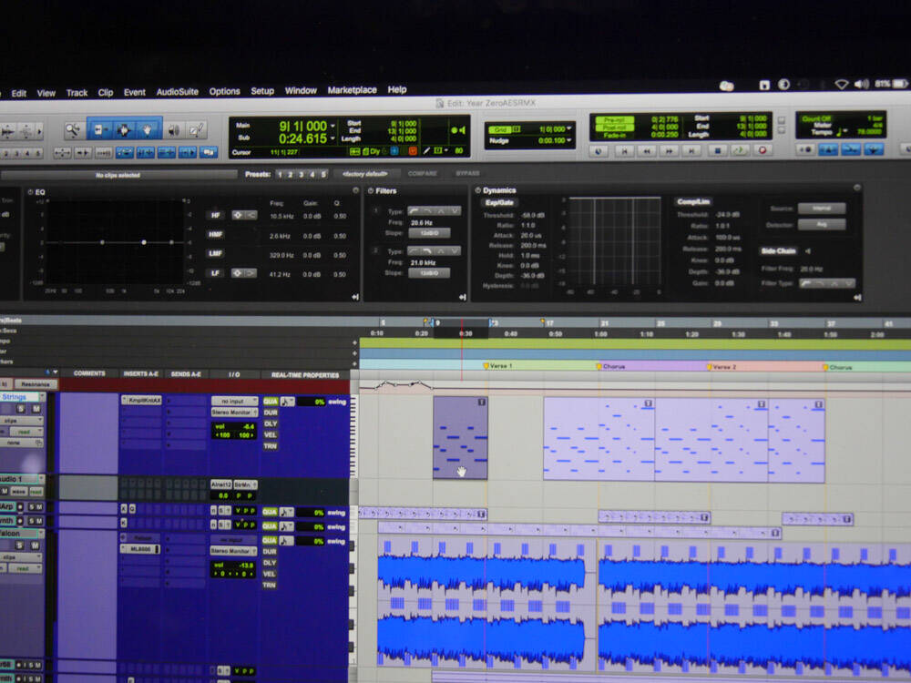 AES2016 Rock oN Show report AVID