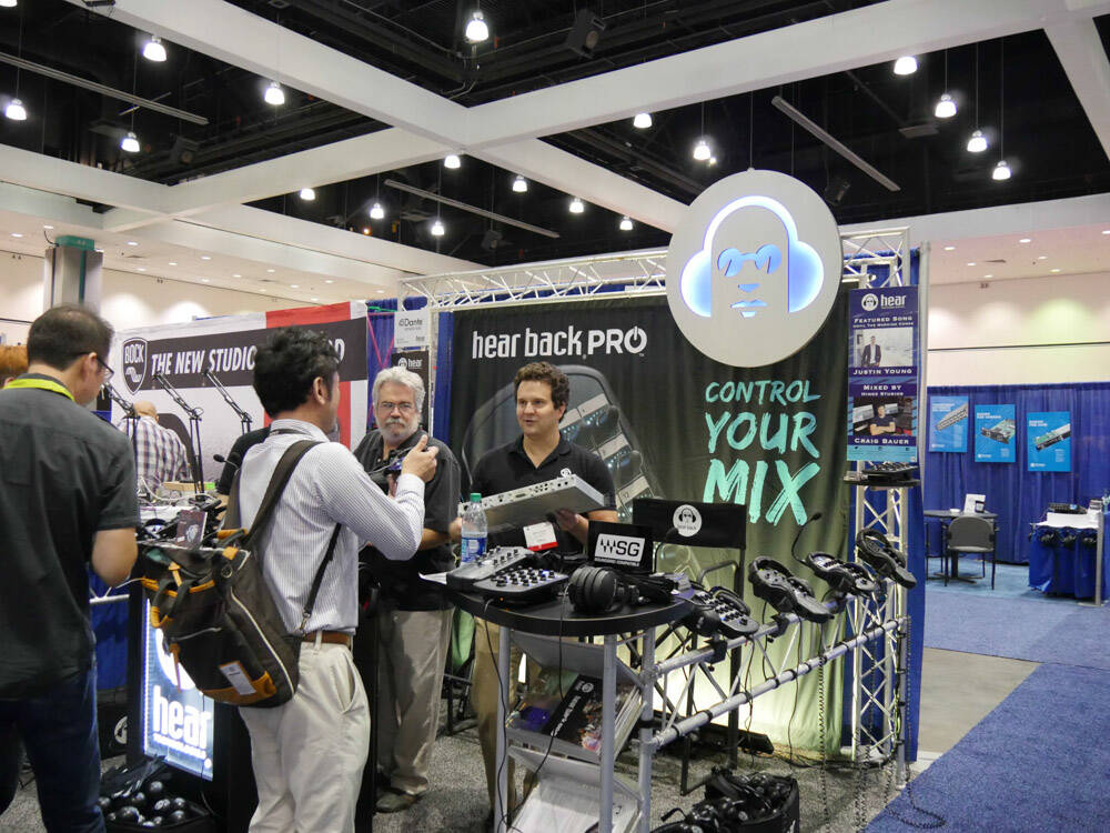 AES2016 Rock oN Show report Hear Tehnologies