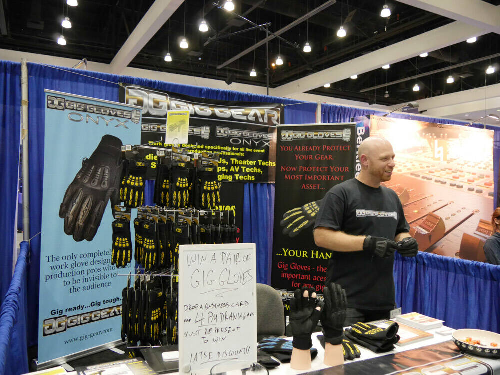 AES2016 Rock oN Show report GIG GEAR