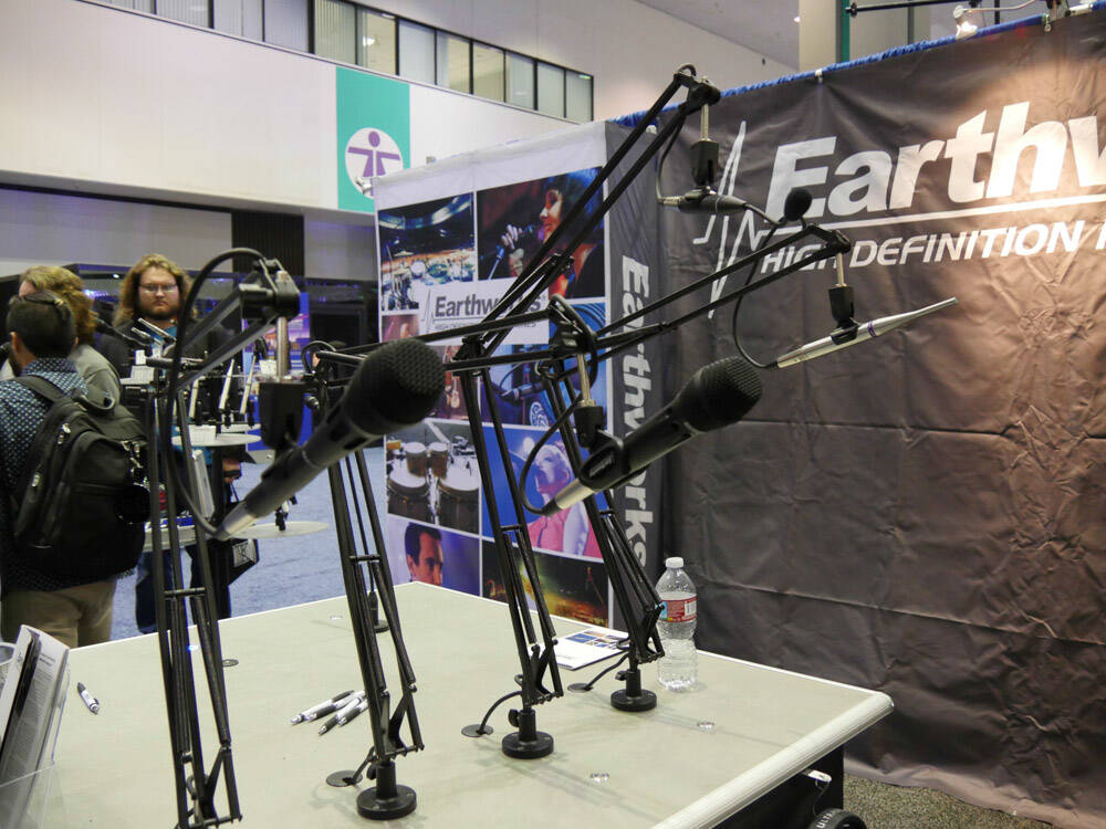 AES 2016 Rock oN Show Report Earthworks