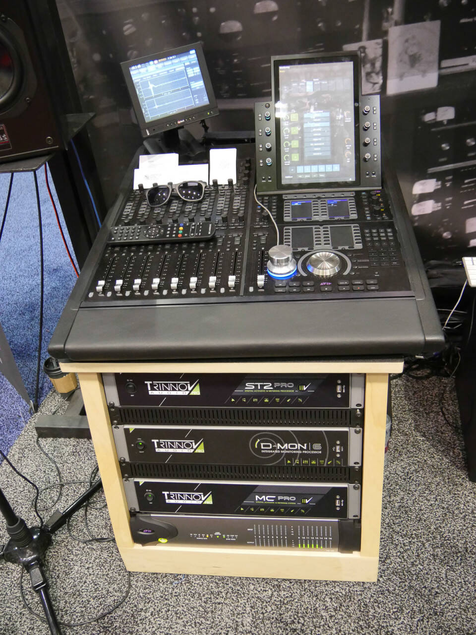 AES 2016 Rock oN Report Trinnov Audio