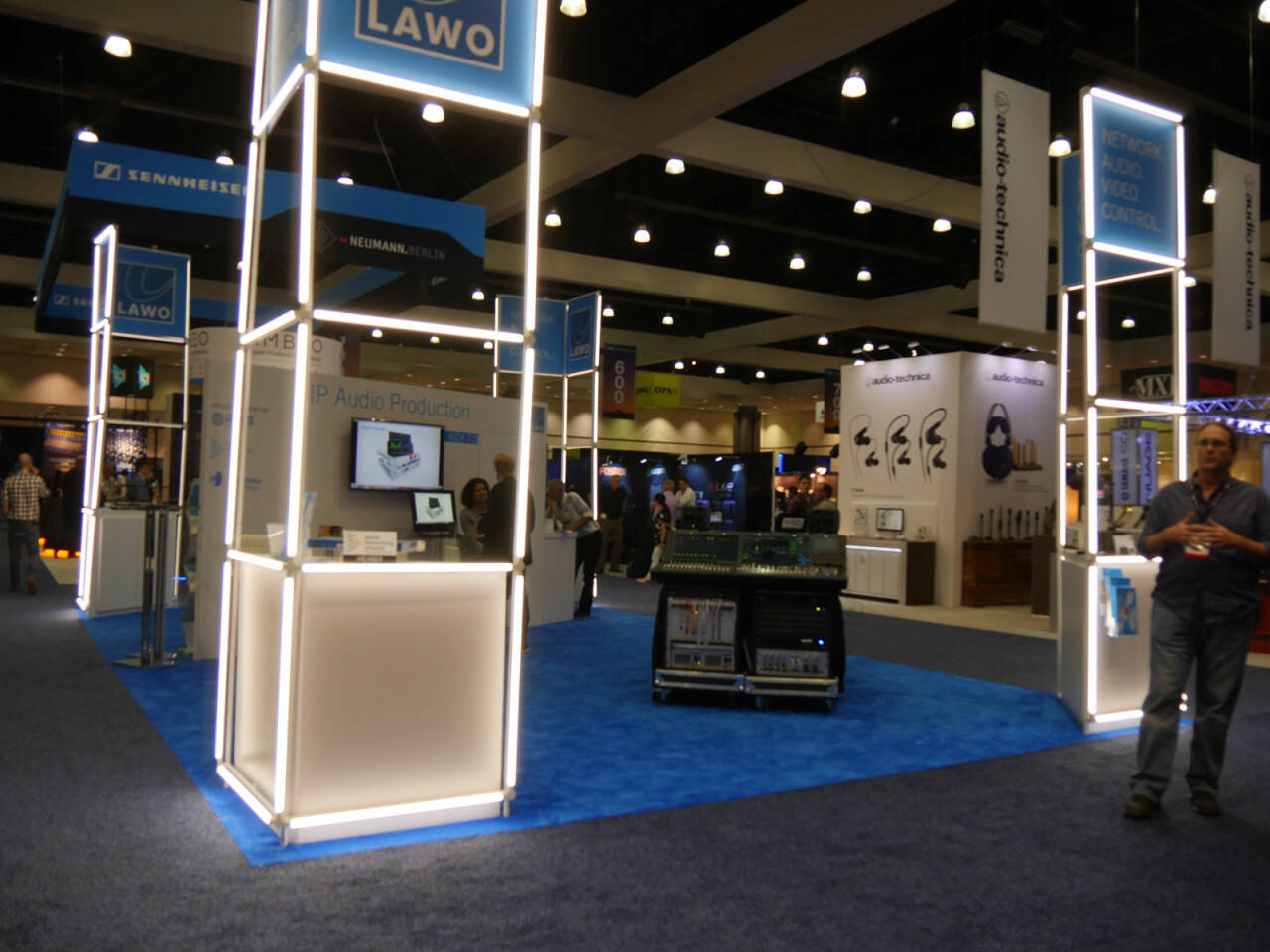 AES 2016 Rock oN Report LAWO