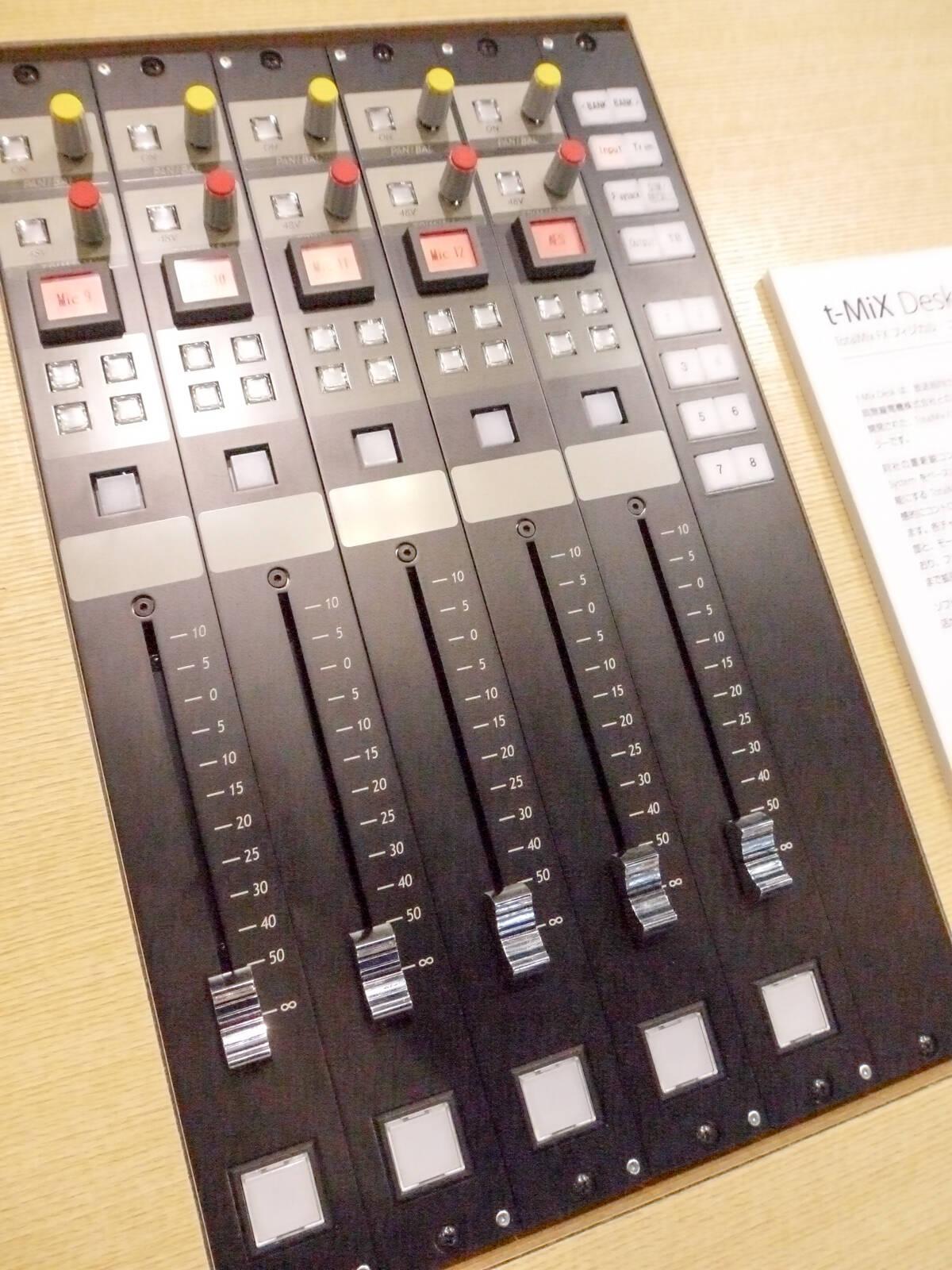 t-MIX Desk