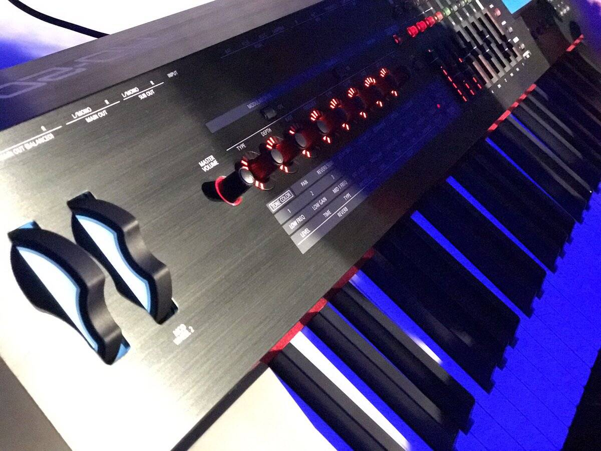 NAMM 2017 Rock oN Show Report Roland