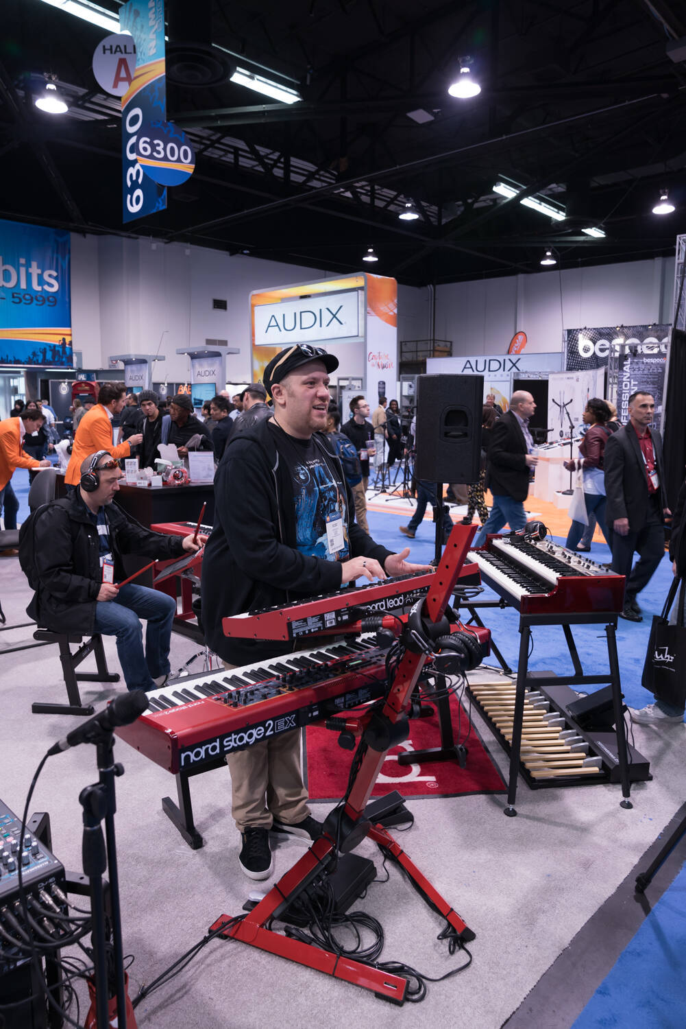 NAMM 2017 Rock oN Show Report Nord