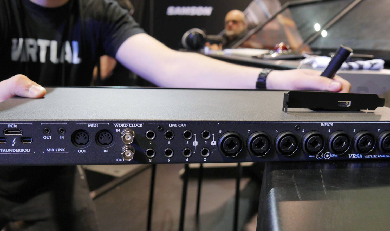 NAMM 2017 Rock oN Show Report Slate Digital