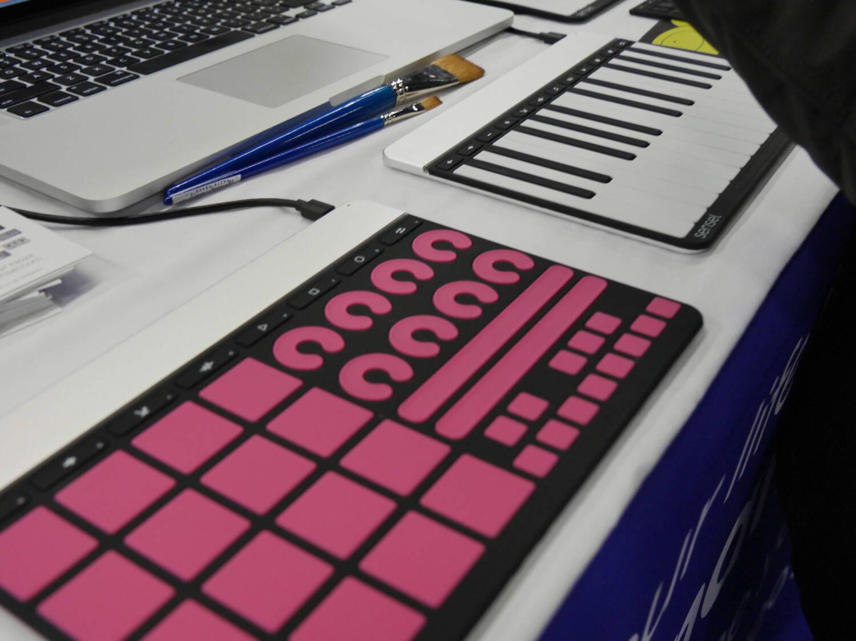 NAMM 2017 Rock oN Show Report SENSEL