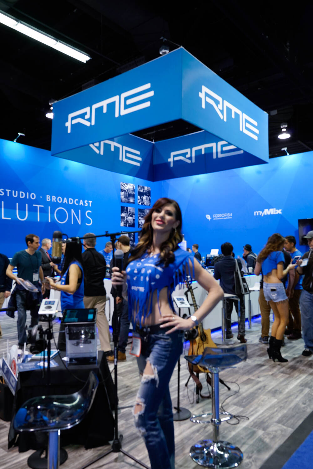 NAMM 2017 Rock oN Show Report RME