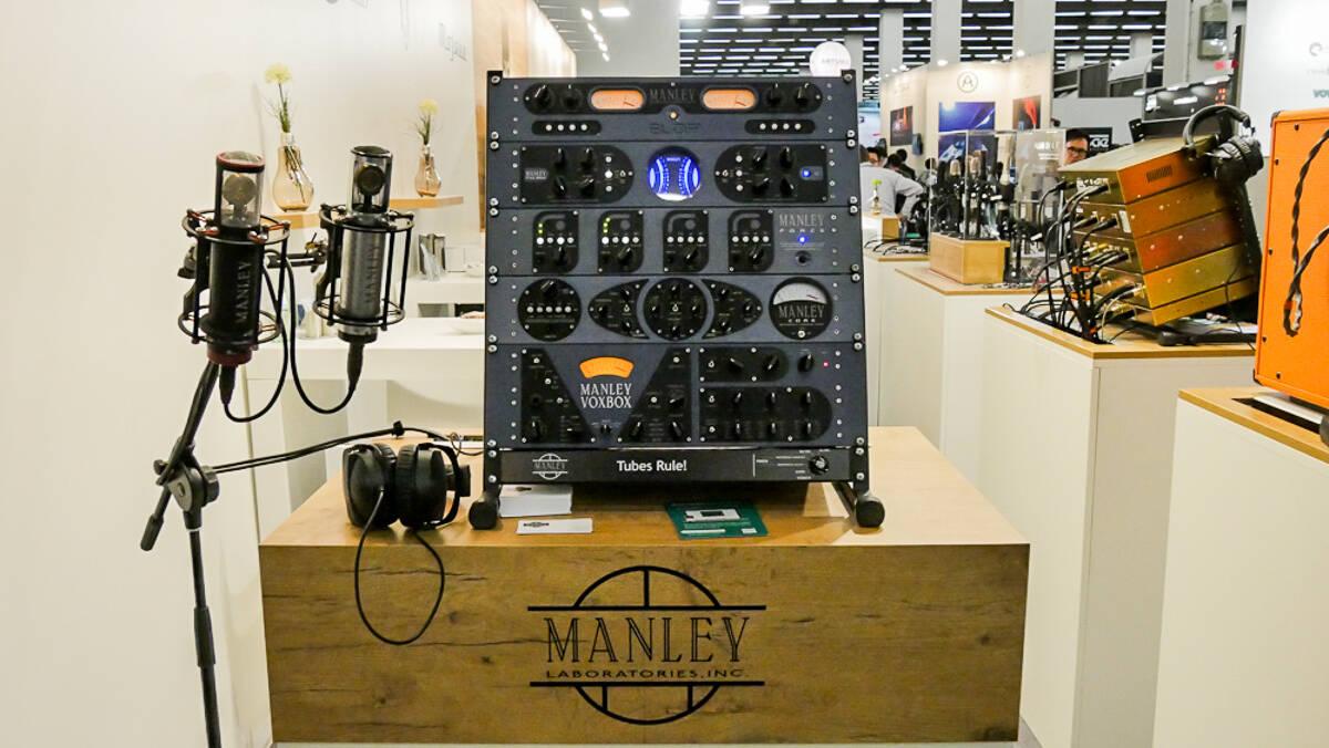 Musikmesse2017 Manley