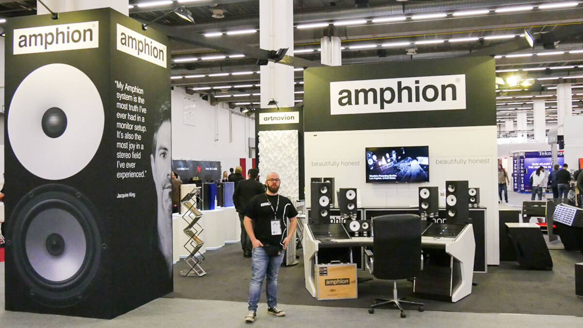 Musikmesse2017 Amphion