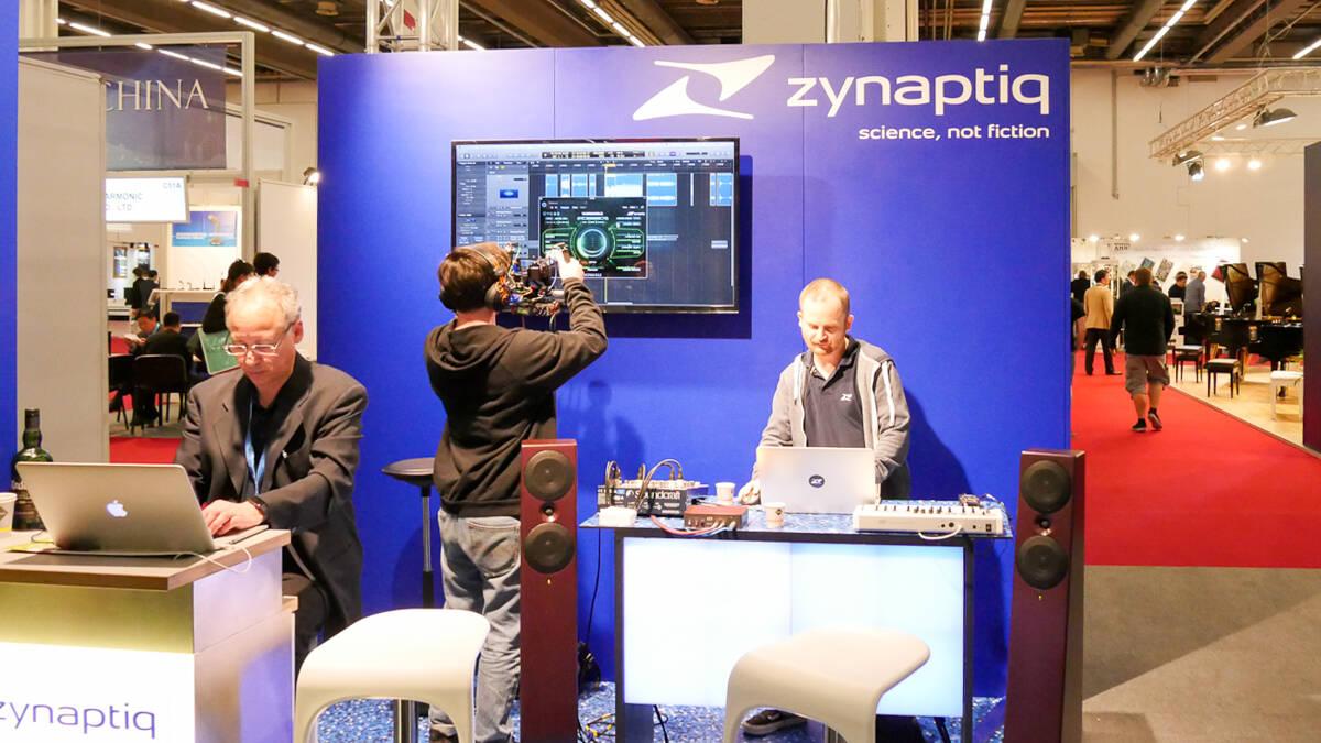 musikmesse 2017 Zynaptiq