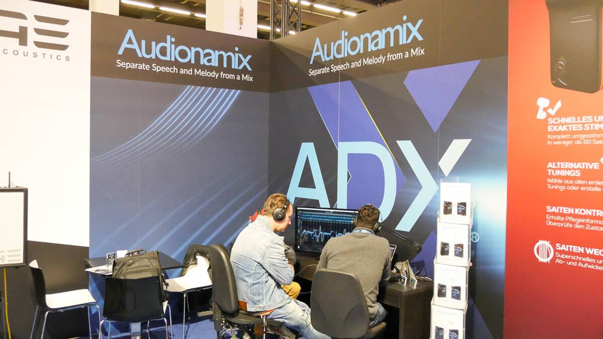 Musikmesse 2017 Audionamix