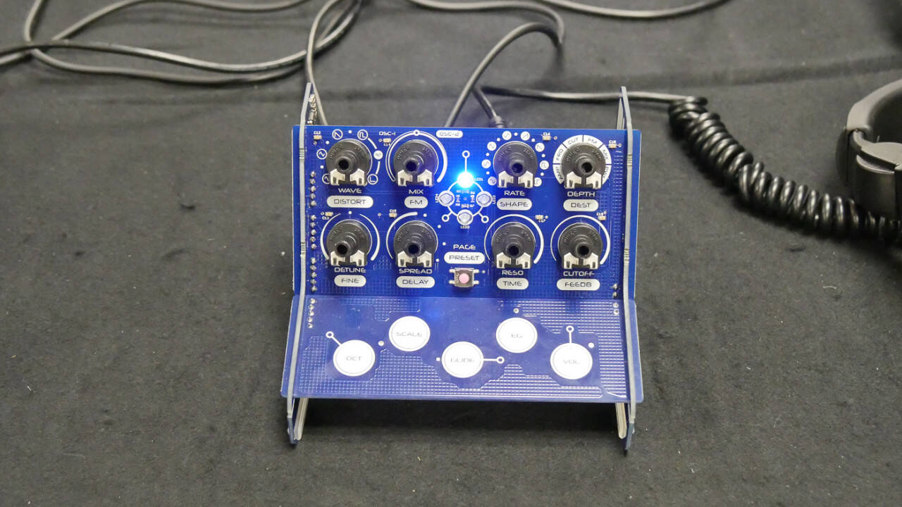 SUPERBOOTH17 Rock oN Modal Electronics