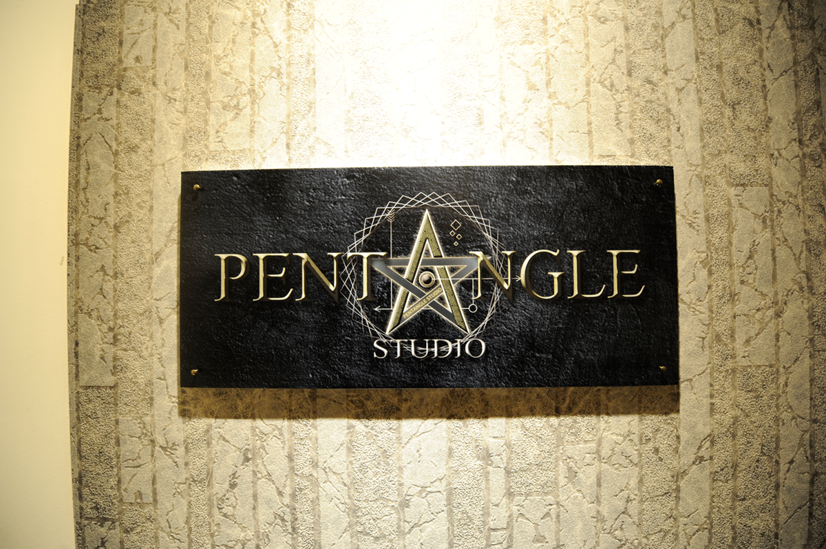 pentangle_logo_plate