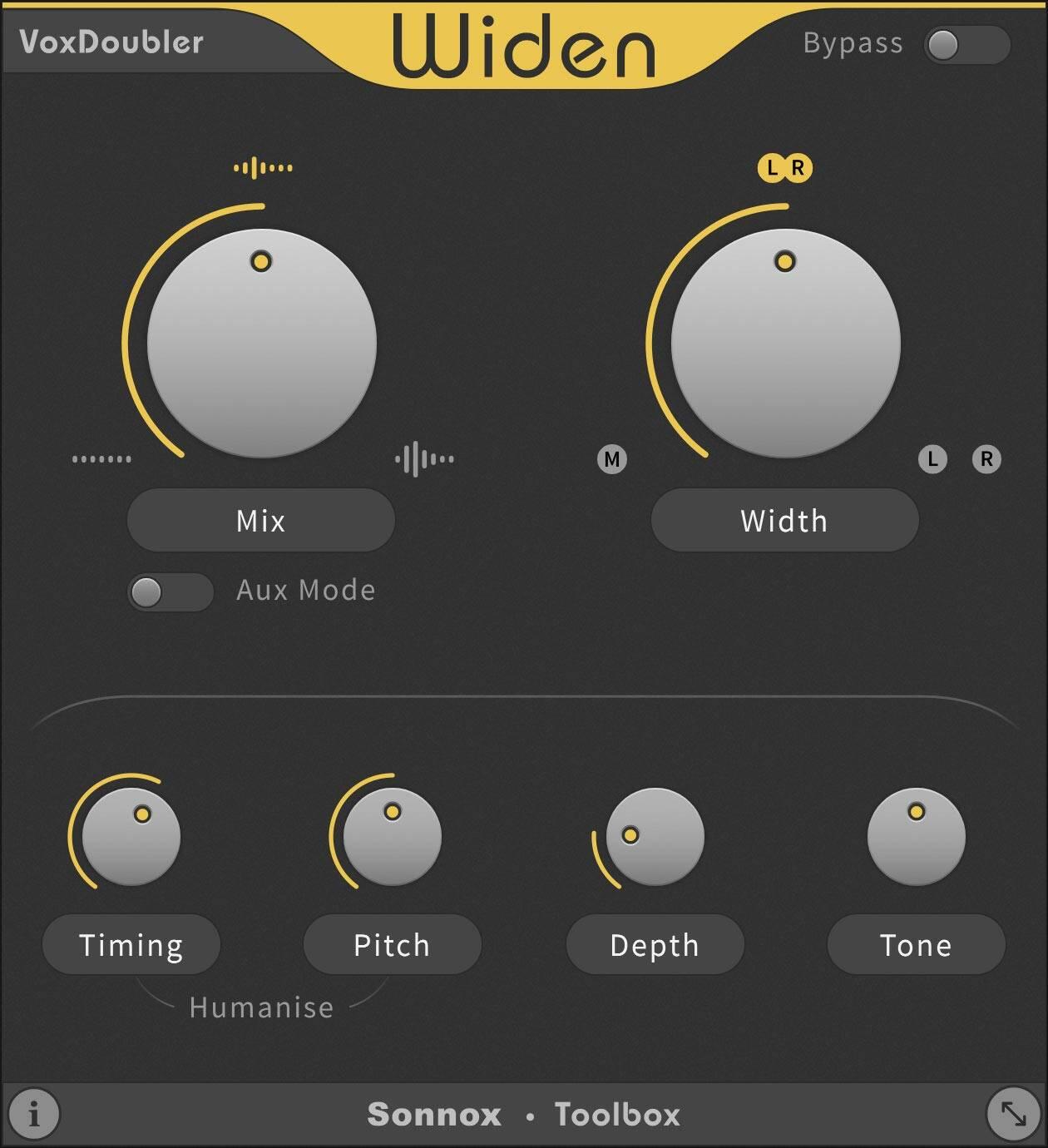 VOXD-Widen-GUI