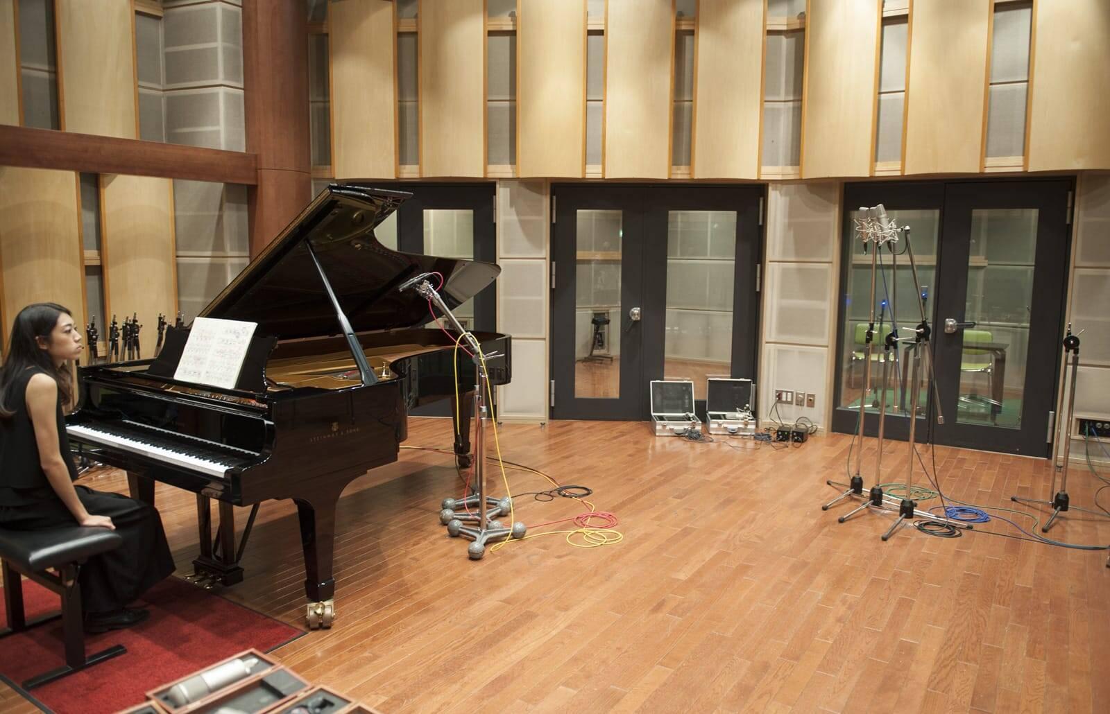 音響ハウス様 第1スタジオ