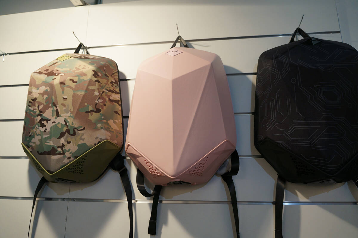 BBOM Music Backpackを展示