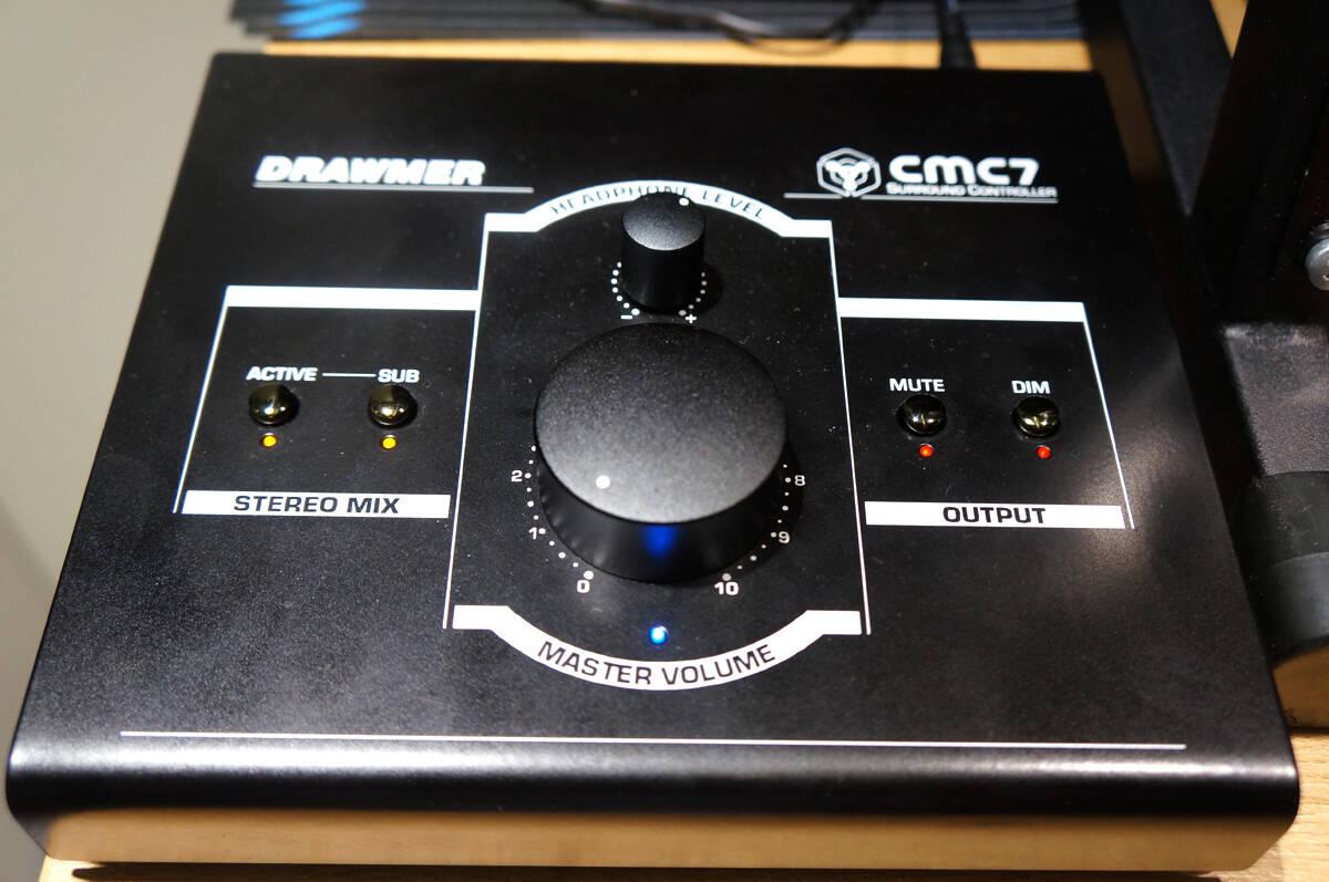 DRAWMER新製品 CMC7