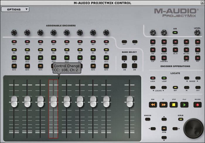 ProjectMix I/O