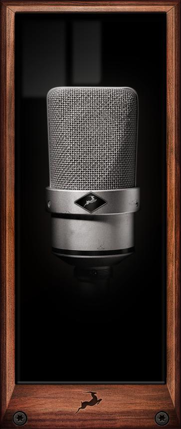 Edge mic emulation Berlin M103
