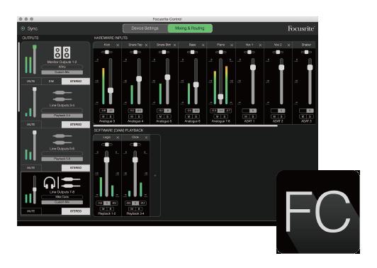 focusrite-control