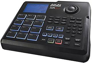 MPC直系ドラムマシン『AKAI XR20...